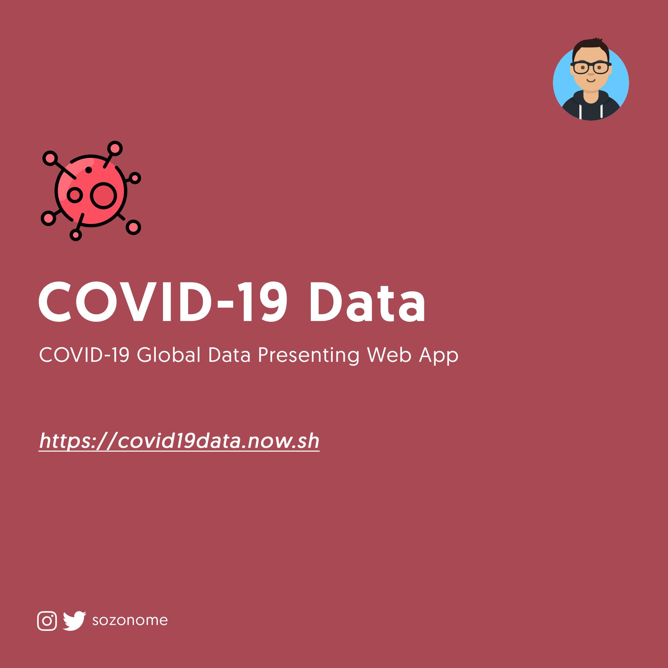 COVID-19 Data App (1)